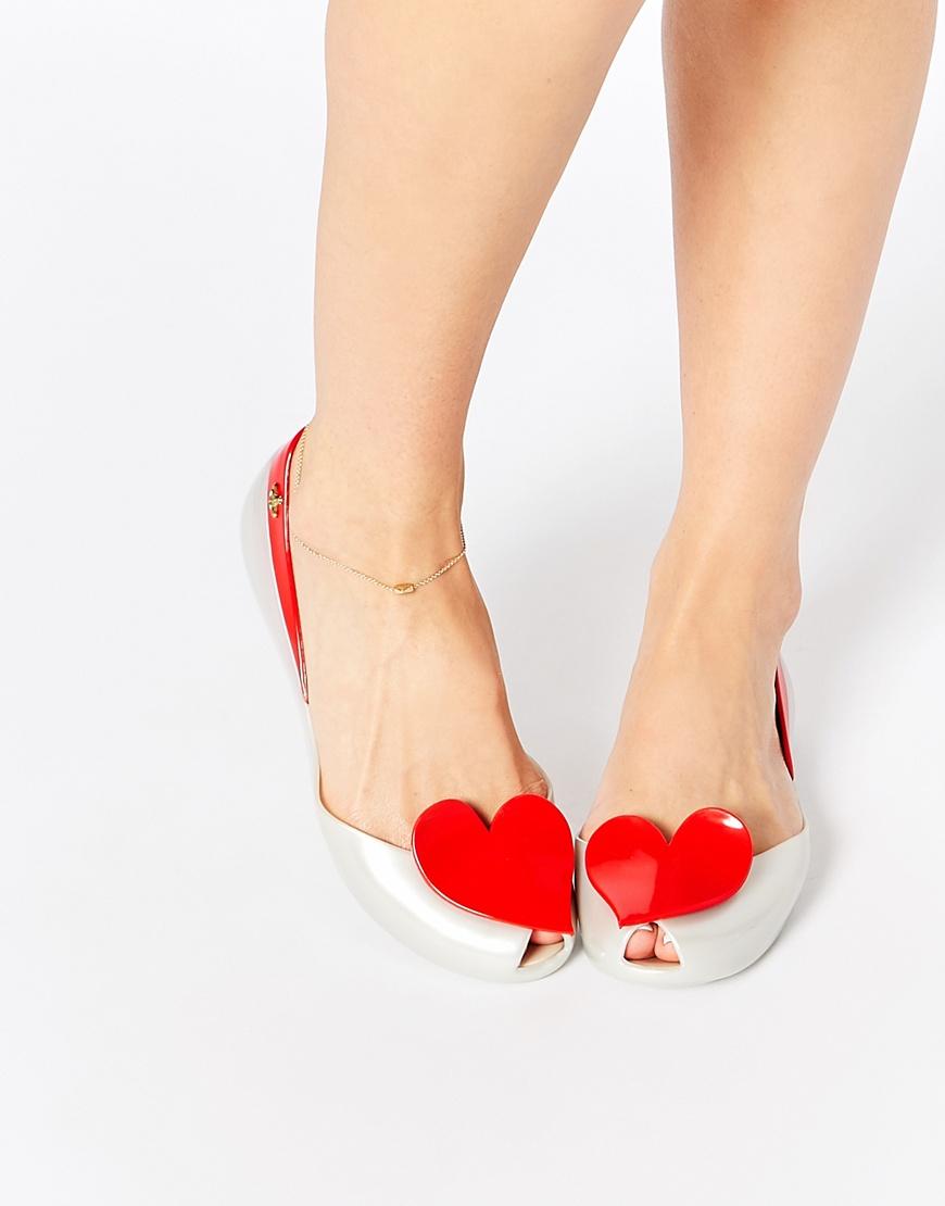 Helen S Heart Shoes