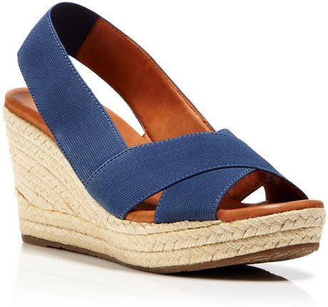 Open Toe Espadrille Wedge Open Toe Platform Wedge