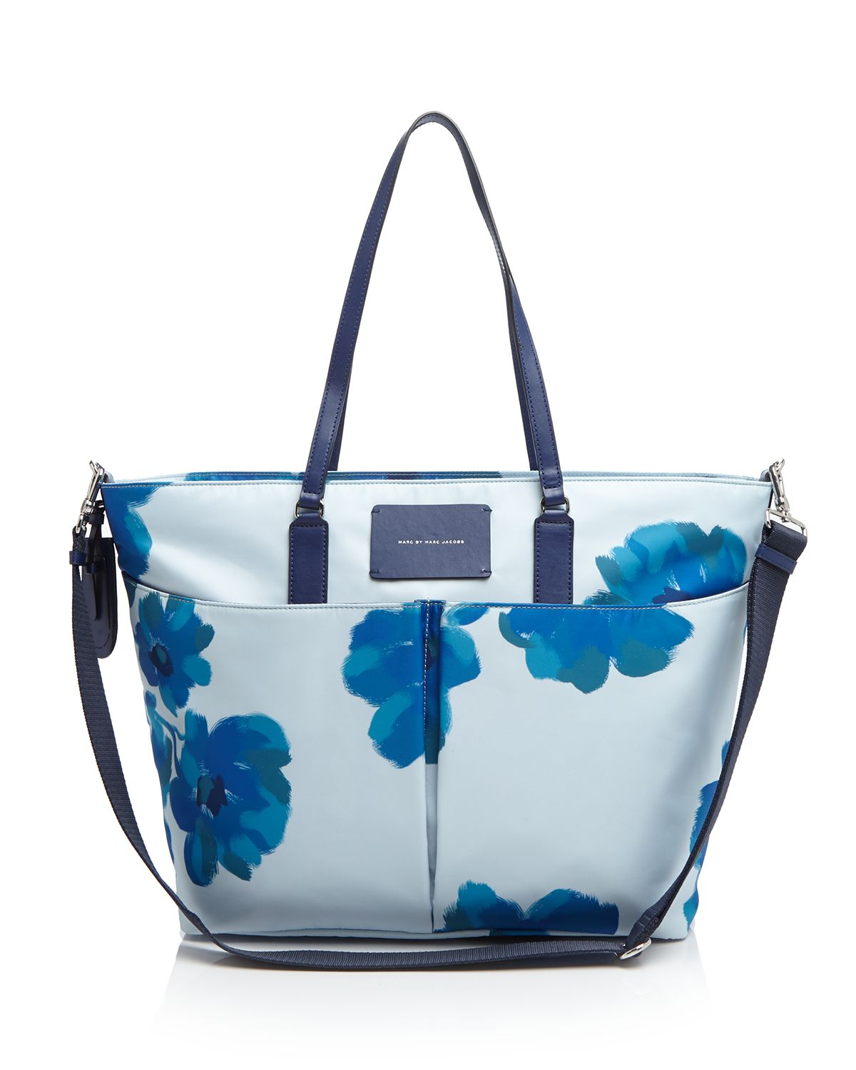 Marc By Marc Jacobs The Big Bind Stevie Satchel In Blue | Lyst