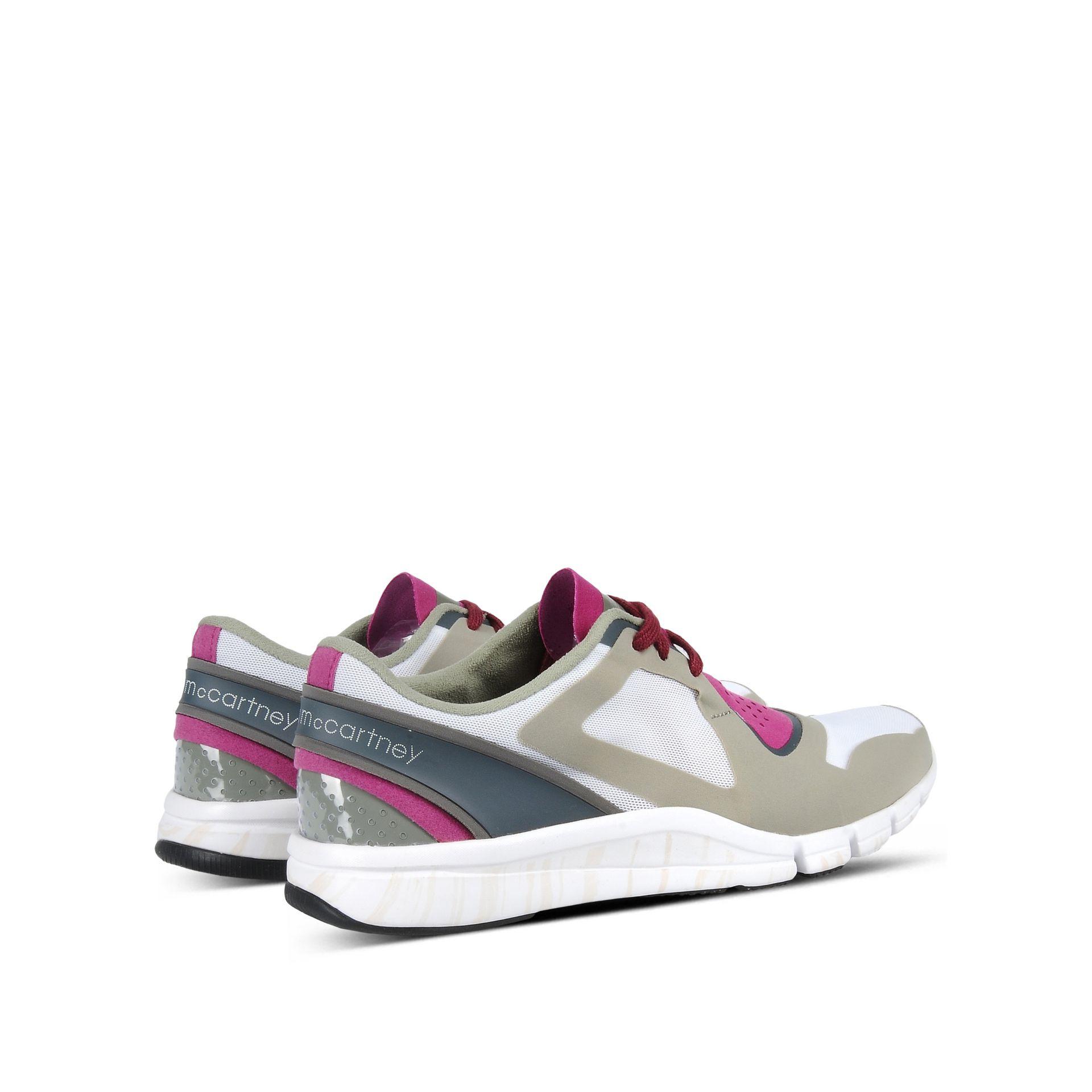 Adidas by Stella McCartney Lyst alayta corriendo zapatos en blanco
