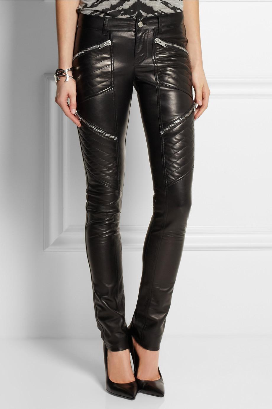 Awesome  Gt Clothing Gt Pants Gt Women39s PU Leather Fleece Inside Skinny