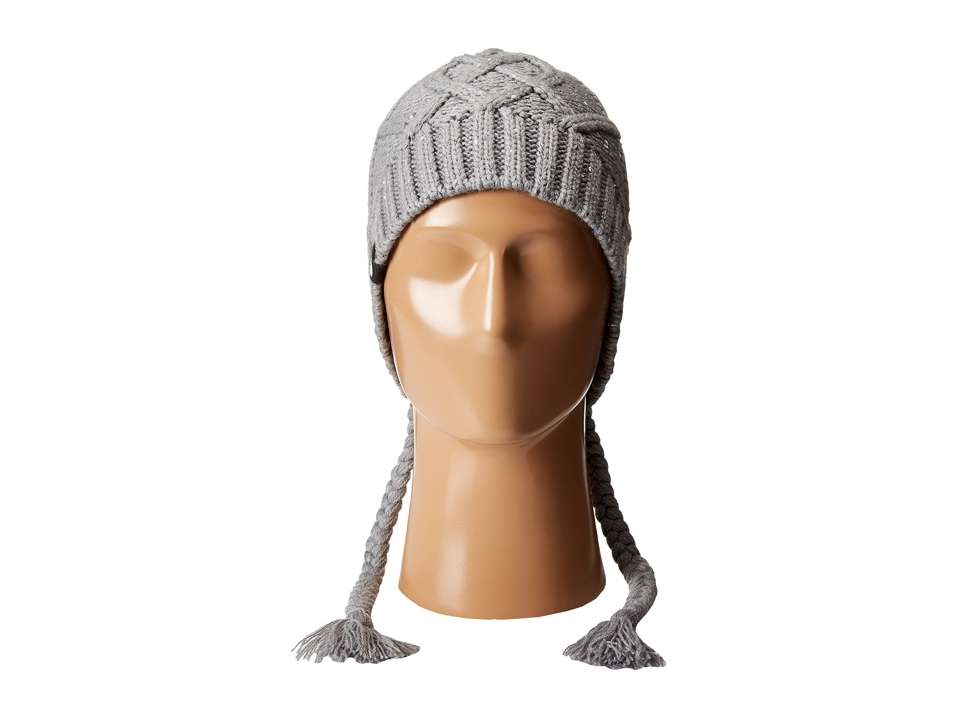 b779839e27e Lyst - The North Face Flecka Earflap Beanie in Gray for Men