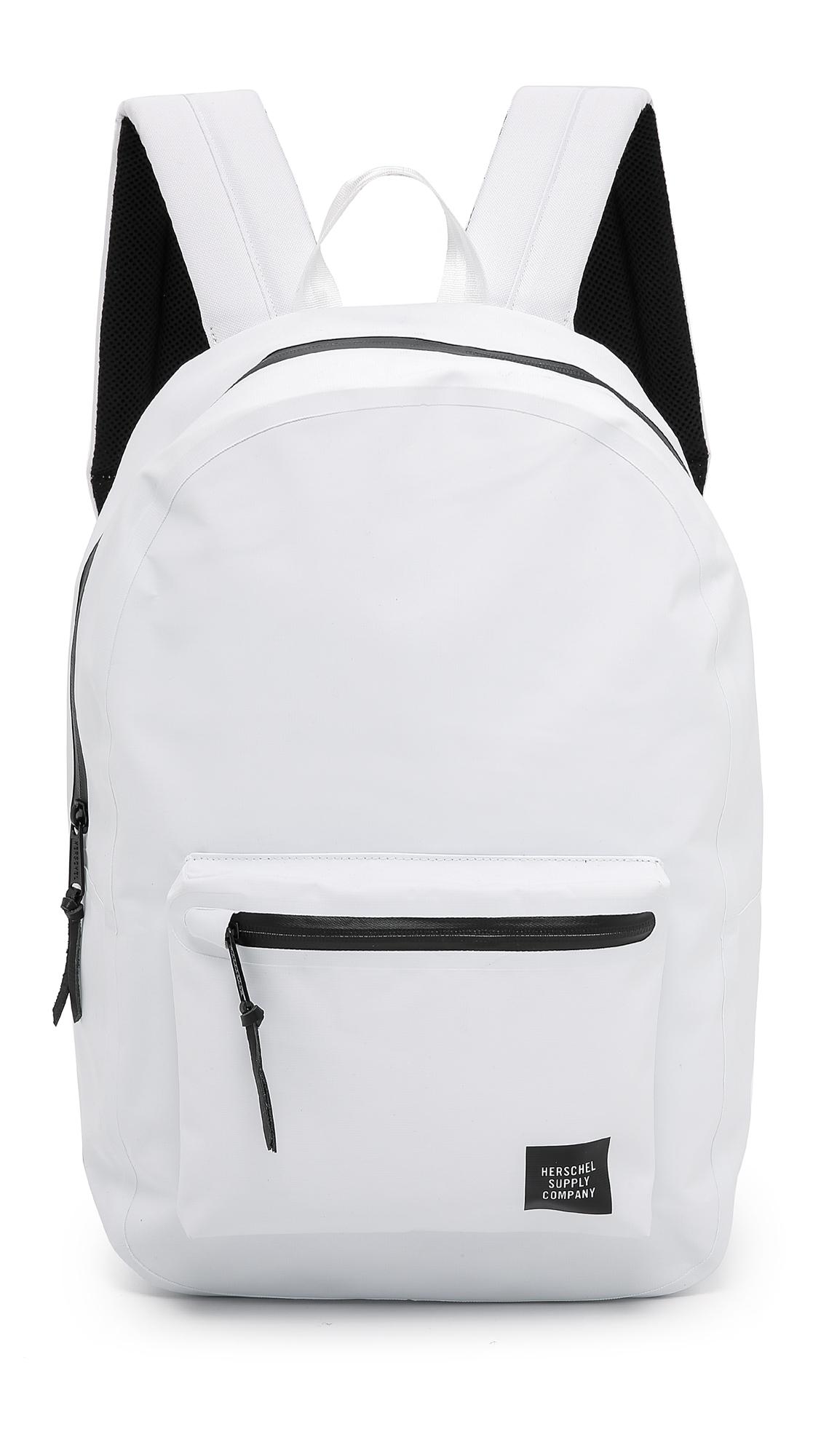 f003cf23fa Lyst - Herschel Supply Co. Studio Settlement Backpack in White for Men