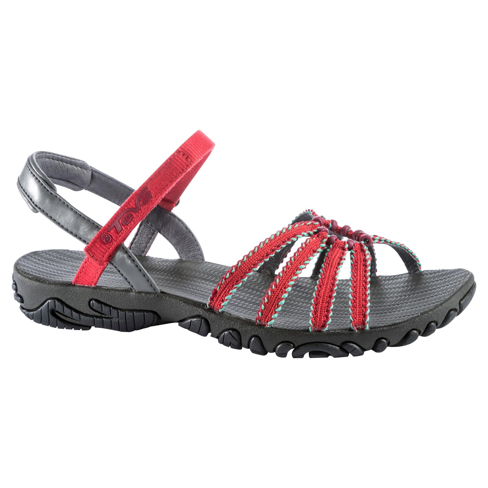 c6dc3fe498e8 Teva Kayenta Dream Weave Womens Sandals in Red - Lyst