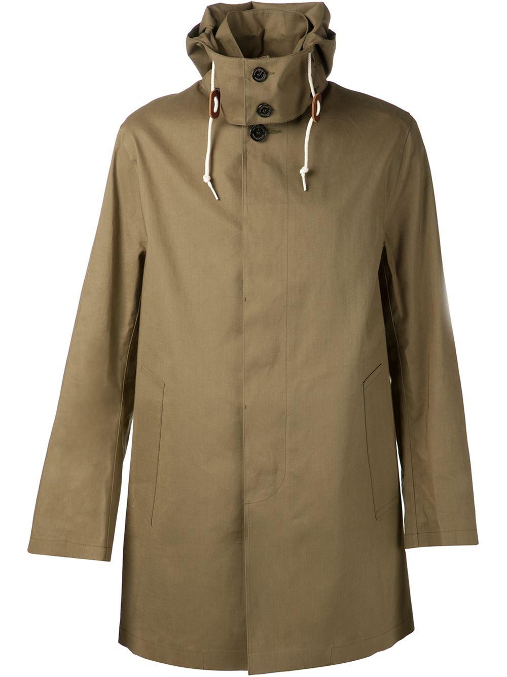 Mackintosh Dunoon Coat