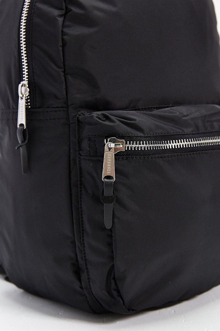 98eab9afe5 Lyst - Herschel Supply Co. Lawson Nylon Backpack in Black for Men