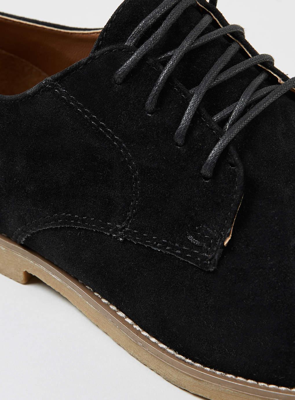 Black Desert Trigger Shoes