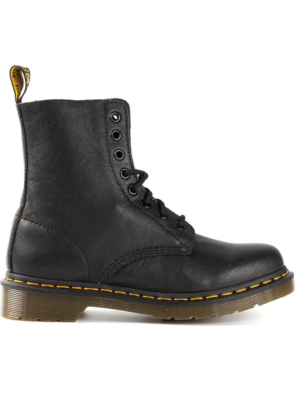 dr martens 1460 boots in black lyst