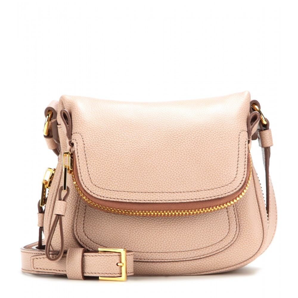 5a61584477b5 Lyst - Tom Ford Jennifer Mini Shoulder Bag in Pink
