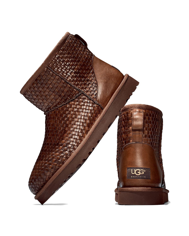 ugg australia mini leather