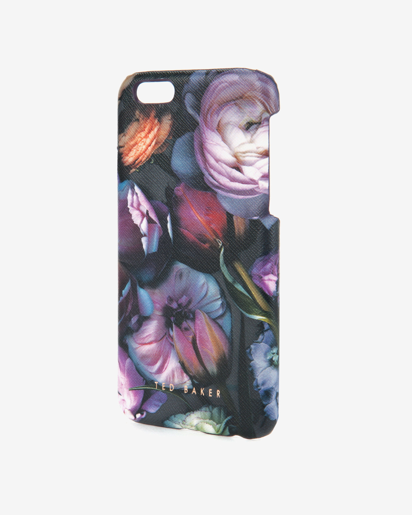 470a4281 Ted Baker Shadow Floral Iphone 6 Case in Gray - Lyst