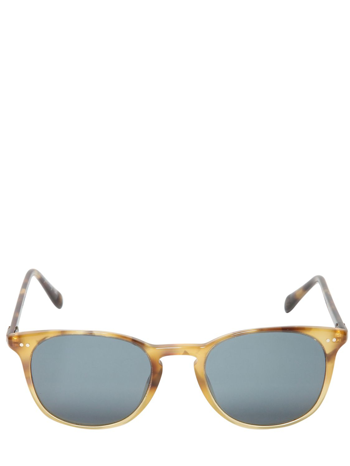 Oliver peoples Sir Finley Acetate Sunglasses in Blue for ...