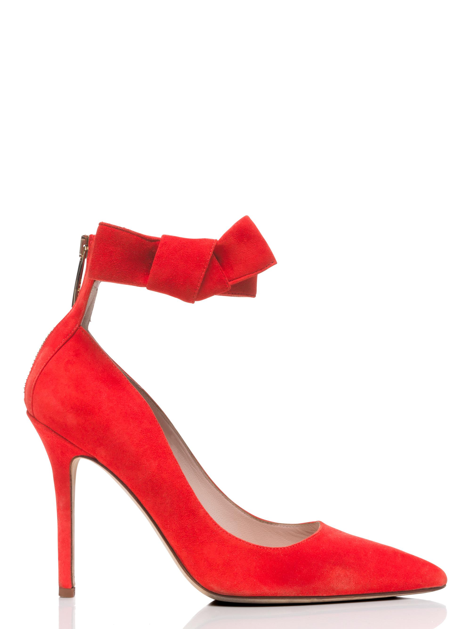 57c13748fb19 Kate spade new york levie heels in red lyst jpg 2000x2666 Kate spade lynne  heels
