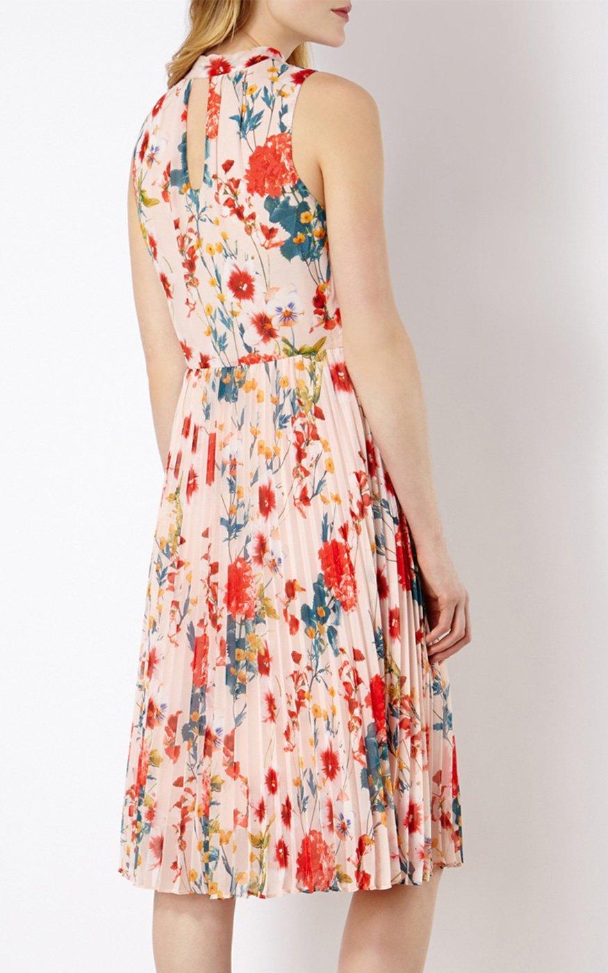 64fc2ffe89 Lyst - Karen Millen Fashion Floral Dress
