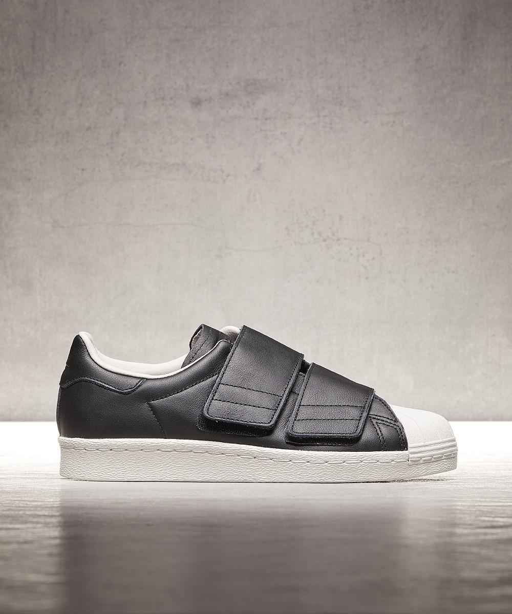 Adidas superstar 80 'di donna in nero lyst formatore