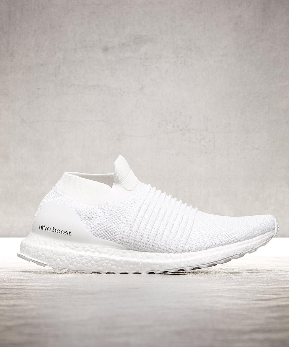 cebdd4a0fa8a5 discount adidas ultra boost laceless grey white trainers 7f9cb fed9d  low  price gallery. previously sold at 7liverpool mens adidas ultra boost 24db0  9b39a