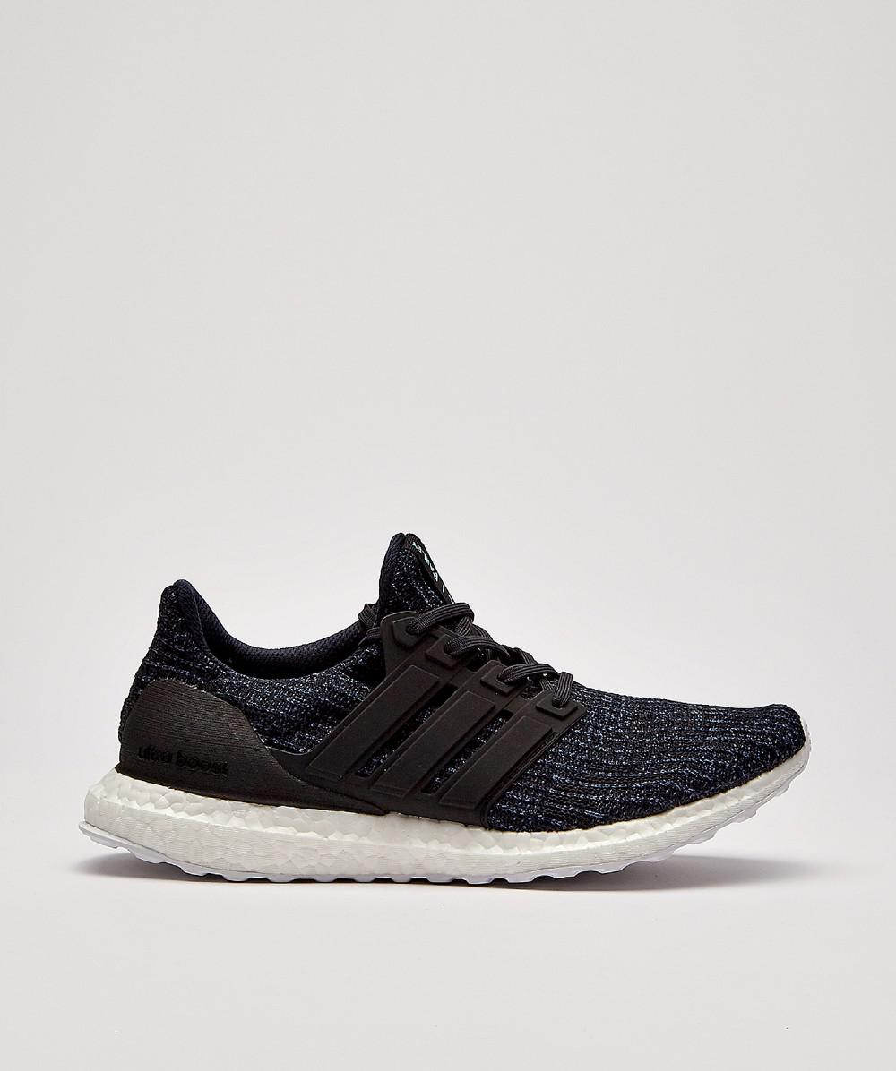 8743c288a8b94 Adidas Parley Ultra Boost Trainer in Black for Men - Lyst
