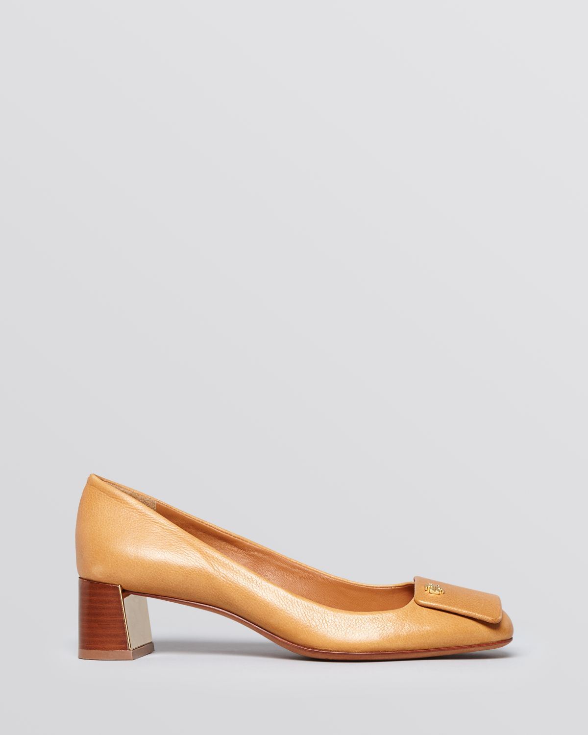 Tory Burch Canvas Square-Toe Pumps extremely sale online cheap under $60 the cheapest cheap online free shipping fast delivery JFRzPaFfAS