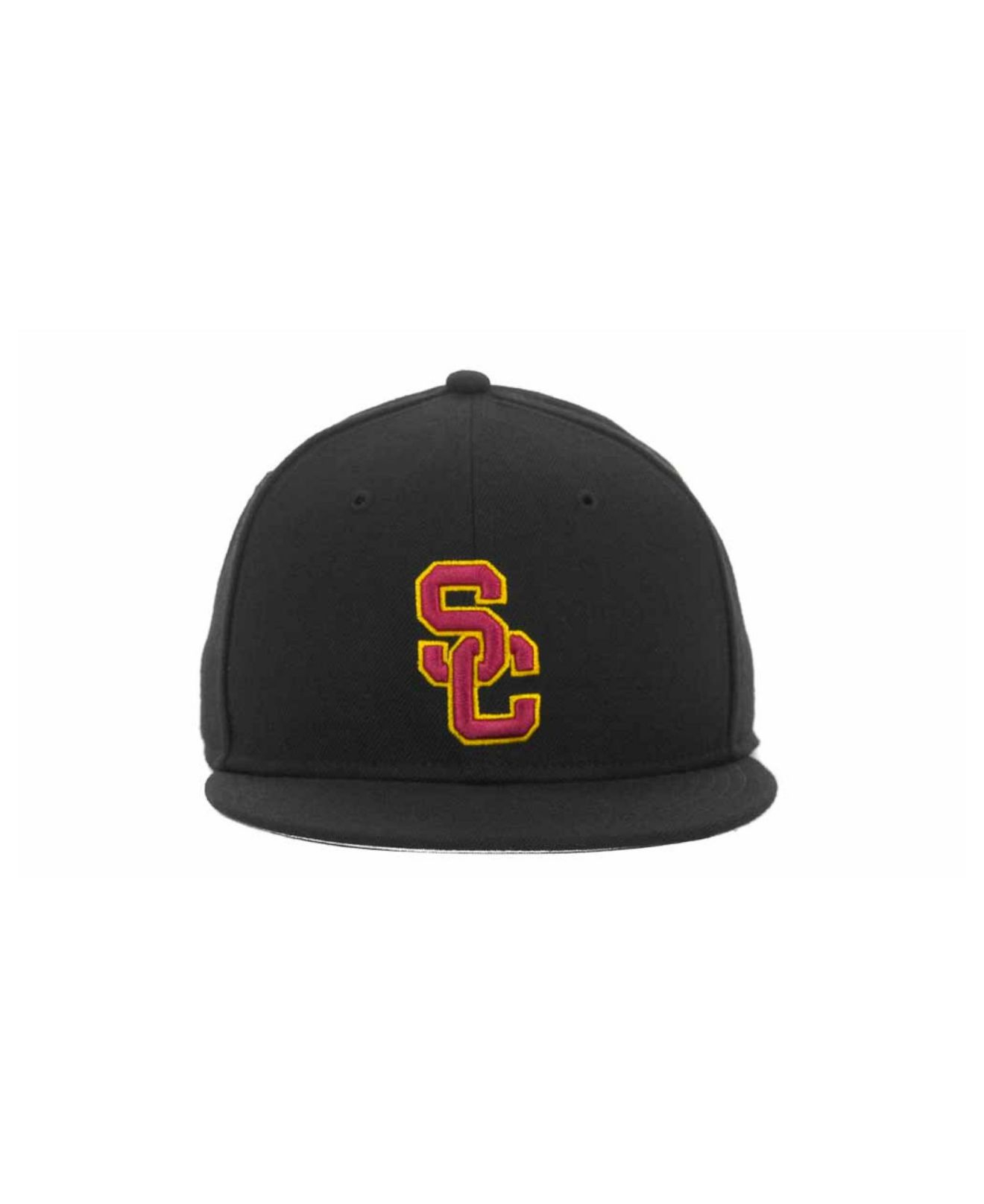 norway lyst nike usc trojans true college fitted cap in black for men 56798  4344a 440bf8db9cb1