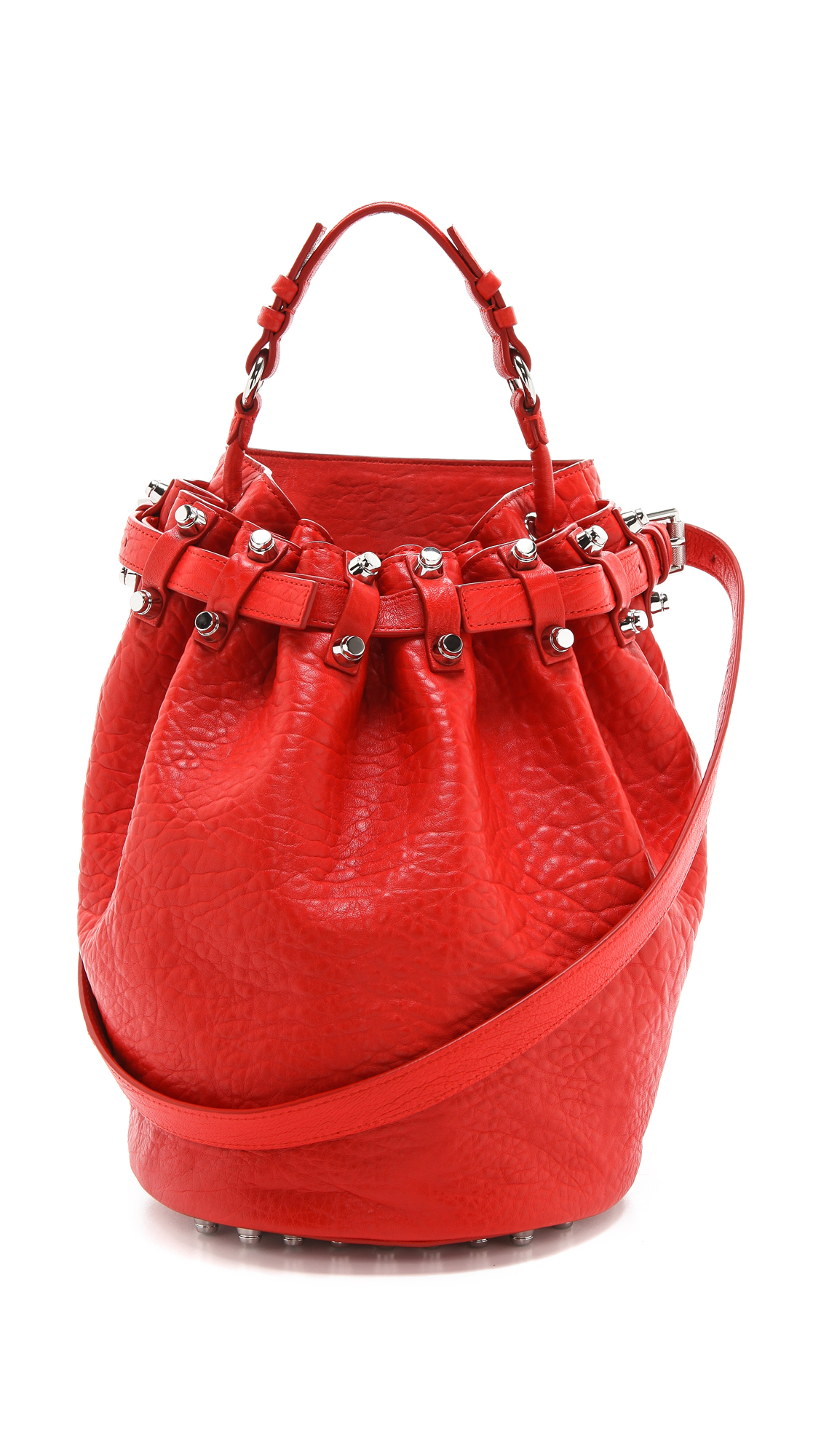 Gallery. Previously sold at  Shopbop · Women s Bucket Bags Women s Alexander  Wang Diego ... c5c67c467bec7