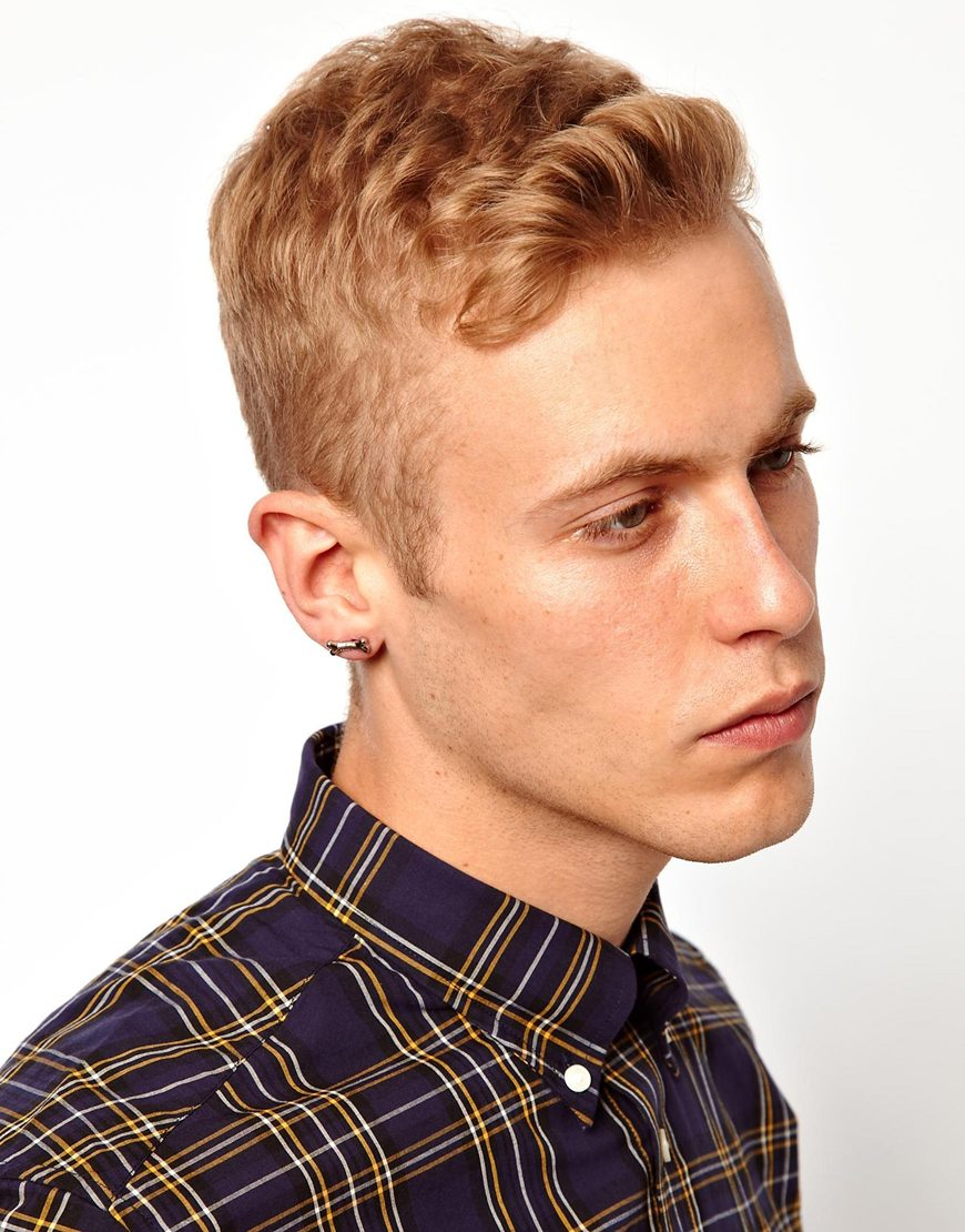 single men for style buy boys steel stud stainless om code online mens and earring piercing gold product