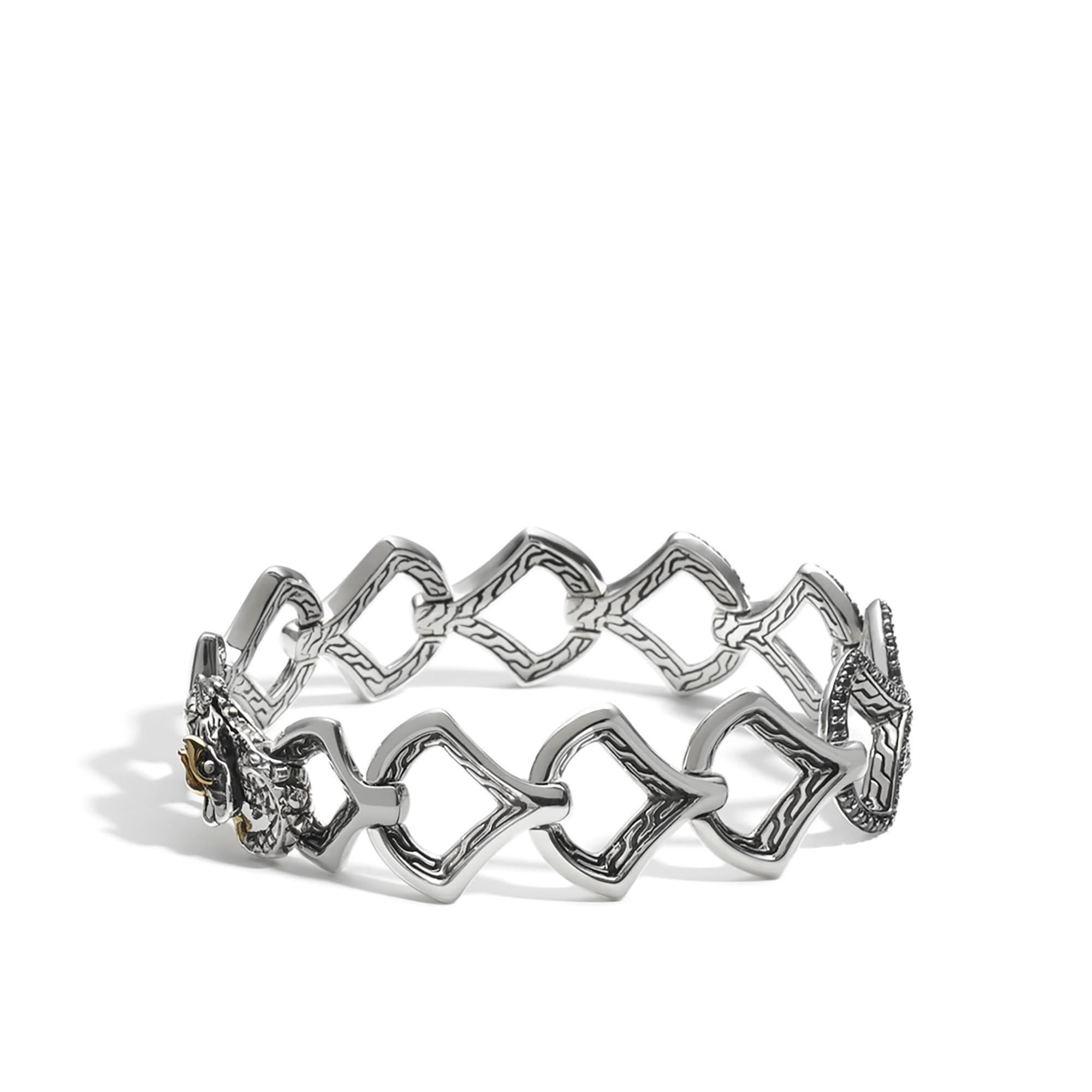 John Hardy Naga Chain Bracelet, Medium