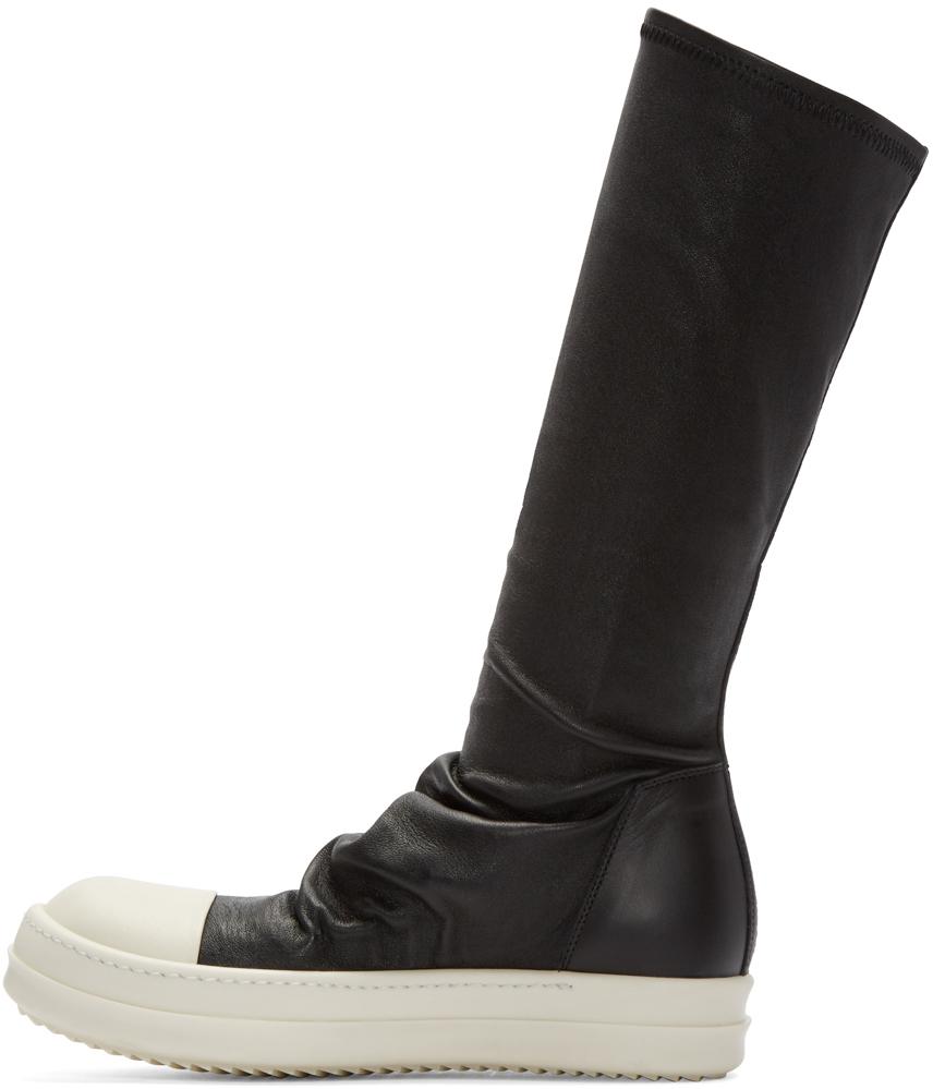 Rick Owens Hiking Sock High-Top Sneakers UsXT7q