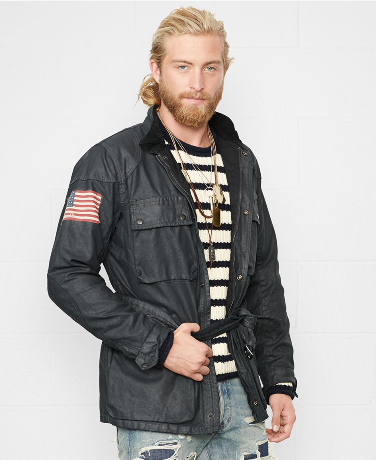 Denim and supply ralph lauren jeans jacket - Dr. E. Horn GmbH - Dr. E. Horn GmbH