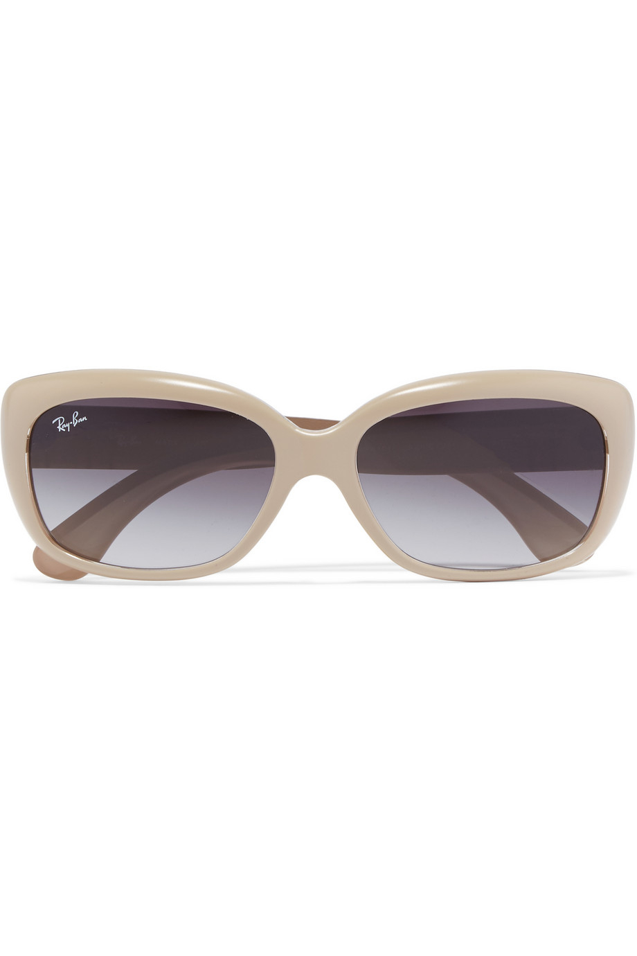 Ray-Ban Square-frame Acetate Sunglasses in Natural - Lyst