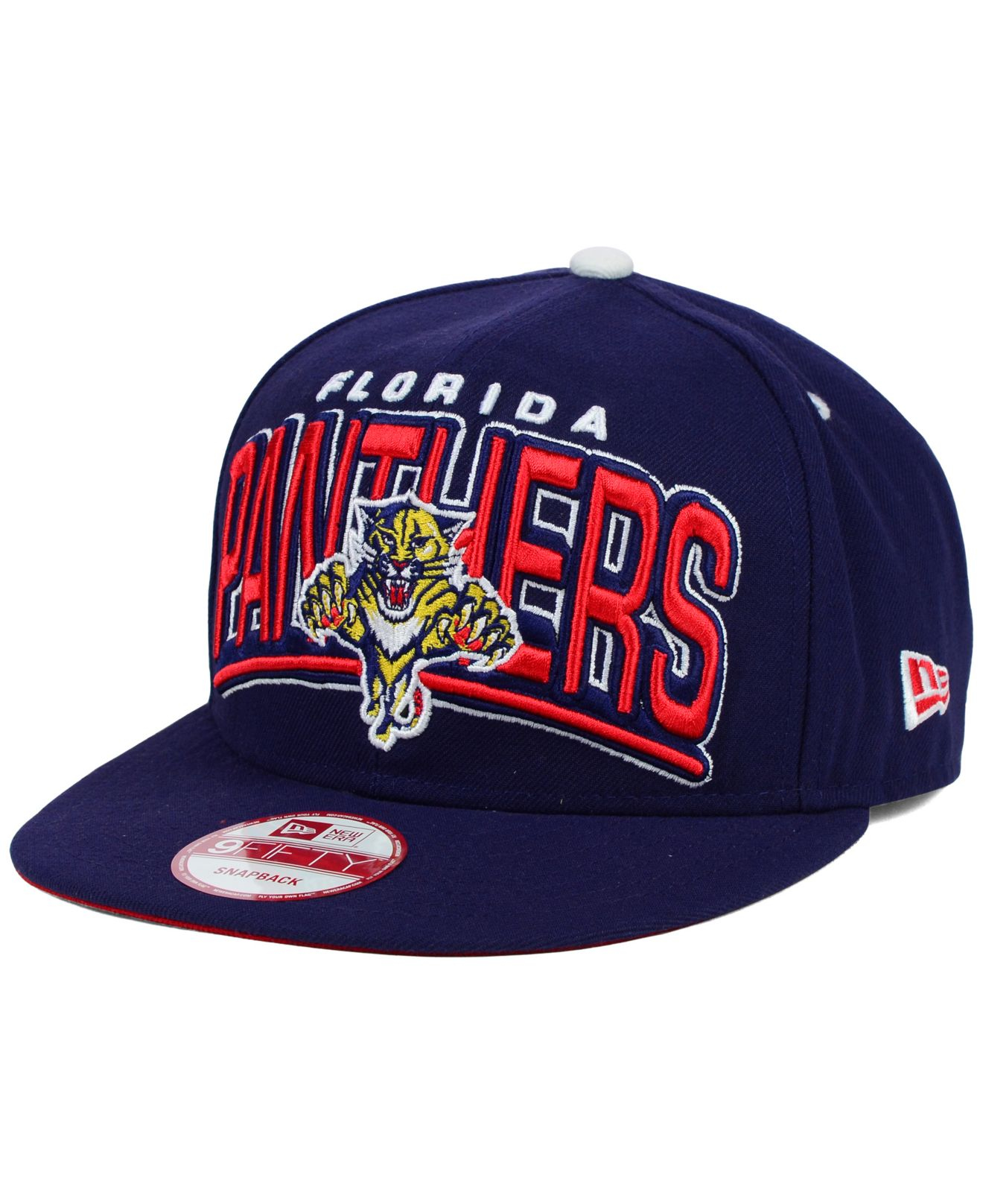 ... nfl 2014 draft flip xp 39thirty cap 77b0a 5d7f5 australia carolina  panthers hat 22e17 0a4e7 uk lyst ktz florida panthers back up 9fifty snapback  cap in ... a5d5feab6