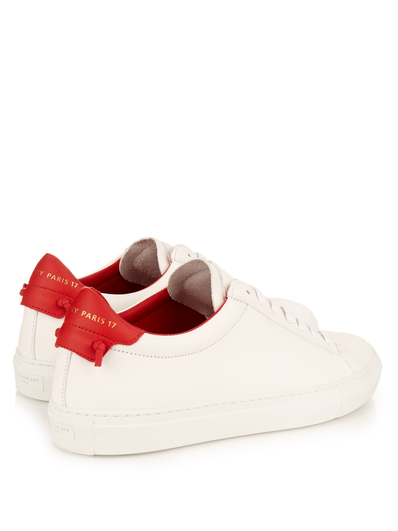Urban knots leather sneakers Givenchy YLyDPsd