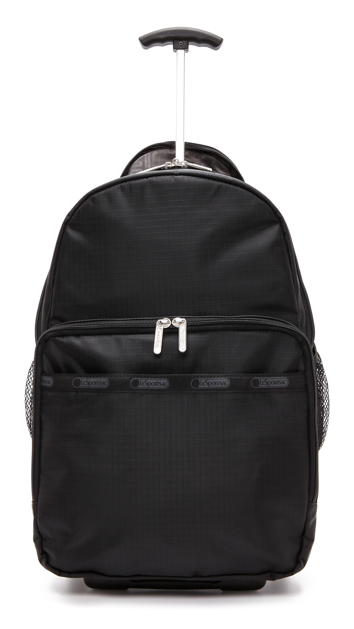 Lesportsac Rolling Backpack in Black | Lyst