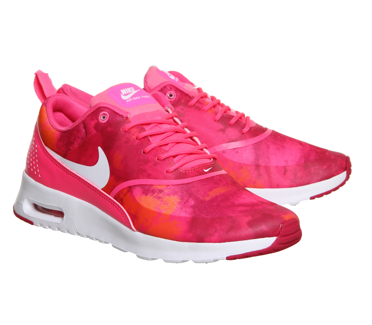 nike air max thea in pink lyst. Black Bedroom Furniture Sets. Home Design Ideas