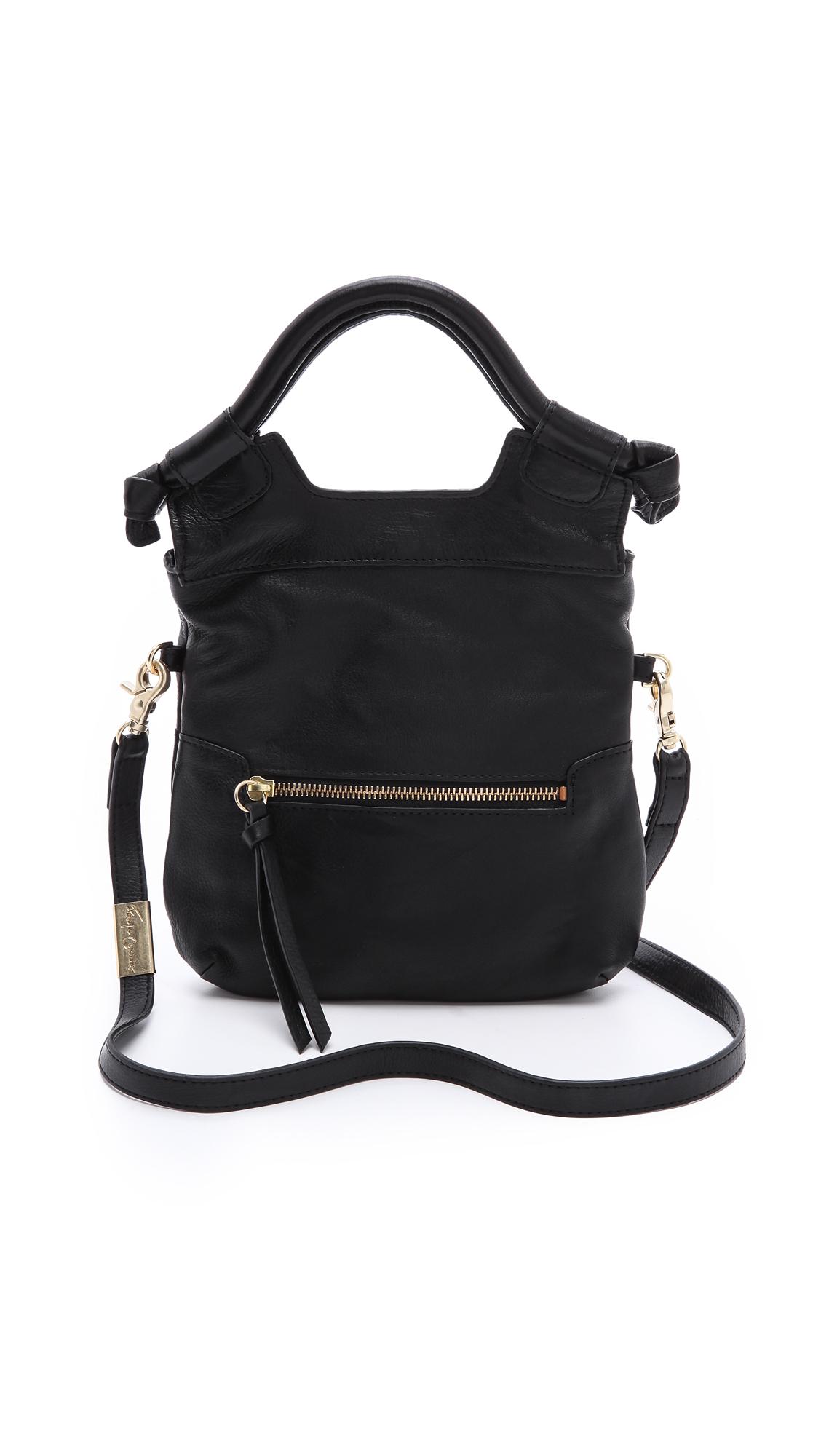 Lyst Foley Corinna Disco City Bag Black In Black