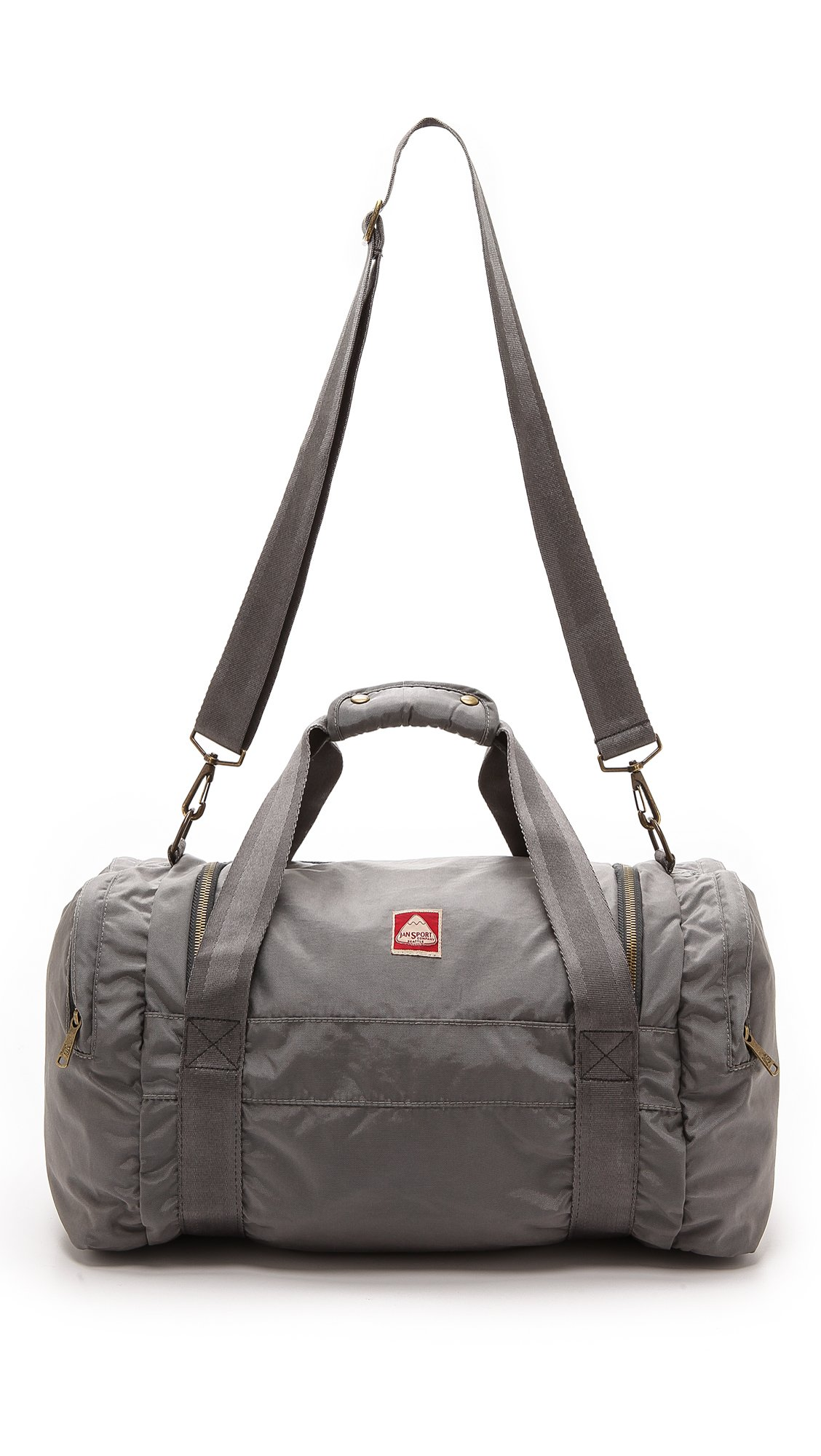 8bcc8a5b22a8 Lyst - Jansport Heritage Hipster Duffel in Gray for Men