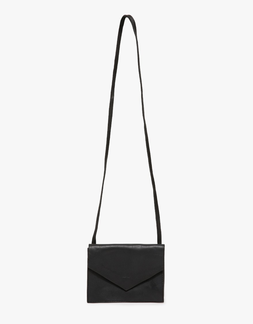 Just female Sling Bag in Black | Lyst