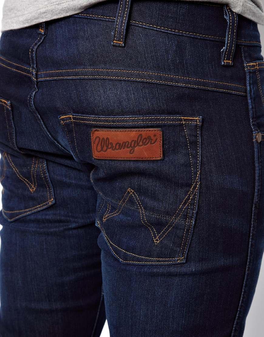 5936c190c41 Spencer Jeans Jeans Mens Slim Slim Spencer Wrangler Spencer Slim Jeans Mens  Wrangler Mens Wrangler Idp6wI