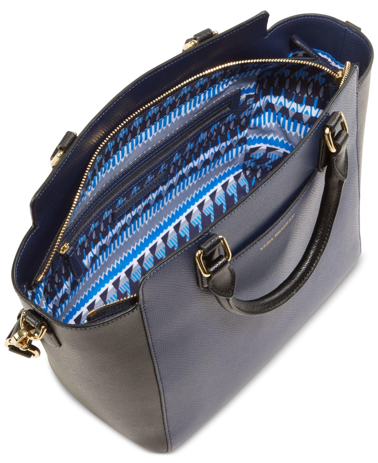 d19503d2ee Vera Bradley Blue Leather Purse - Collections Blue Images