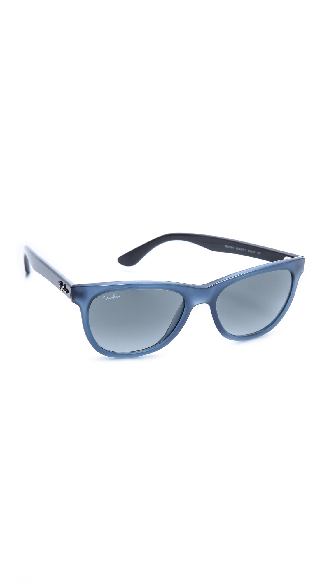 954c2266fbd Ray Ban Highstreet 57mm Clubmaster Sunglasses