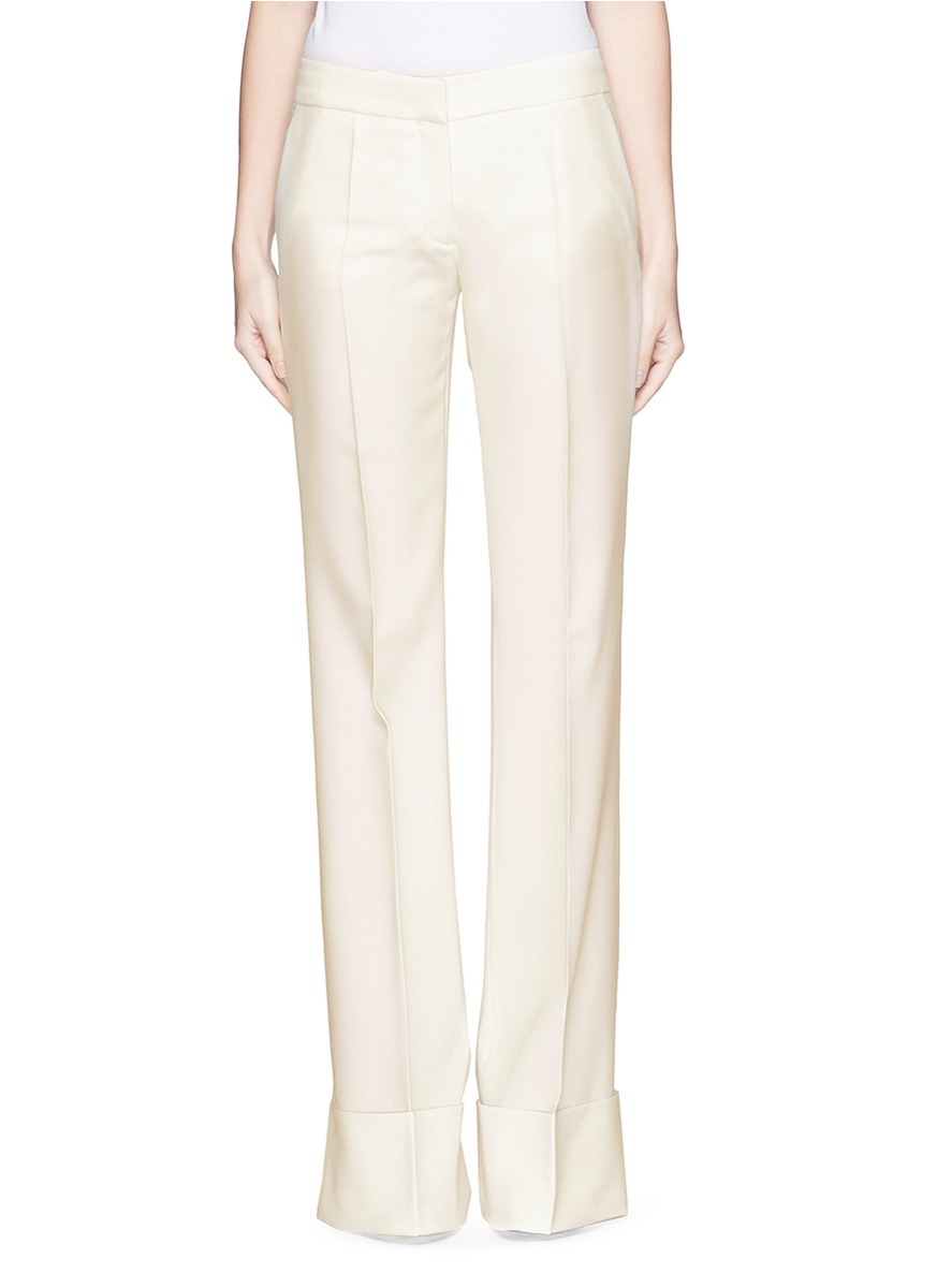 Wide Leg Pants Winter 2014