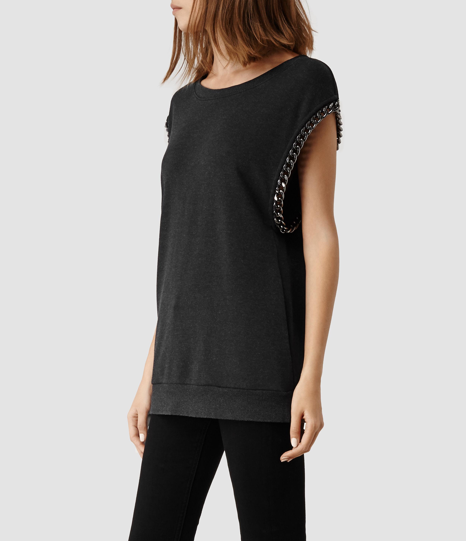 6cb46e018facd Sleeveless T Shirts Walmart