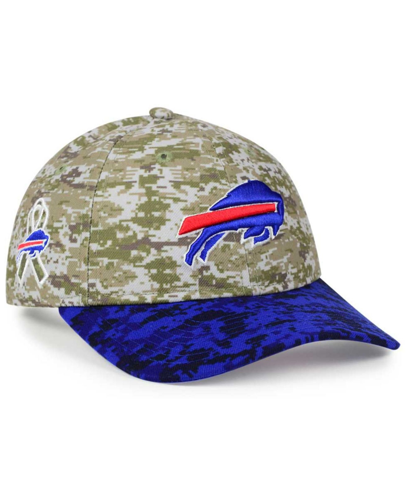 ... Ktz Womens Buffalo Bills Salute To Service 9twenty Cap in Bl 97885697d