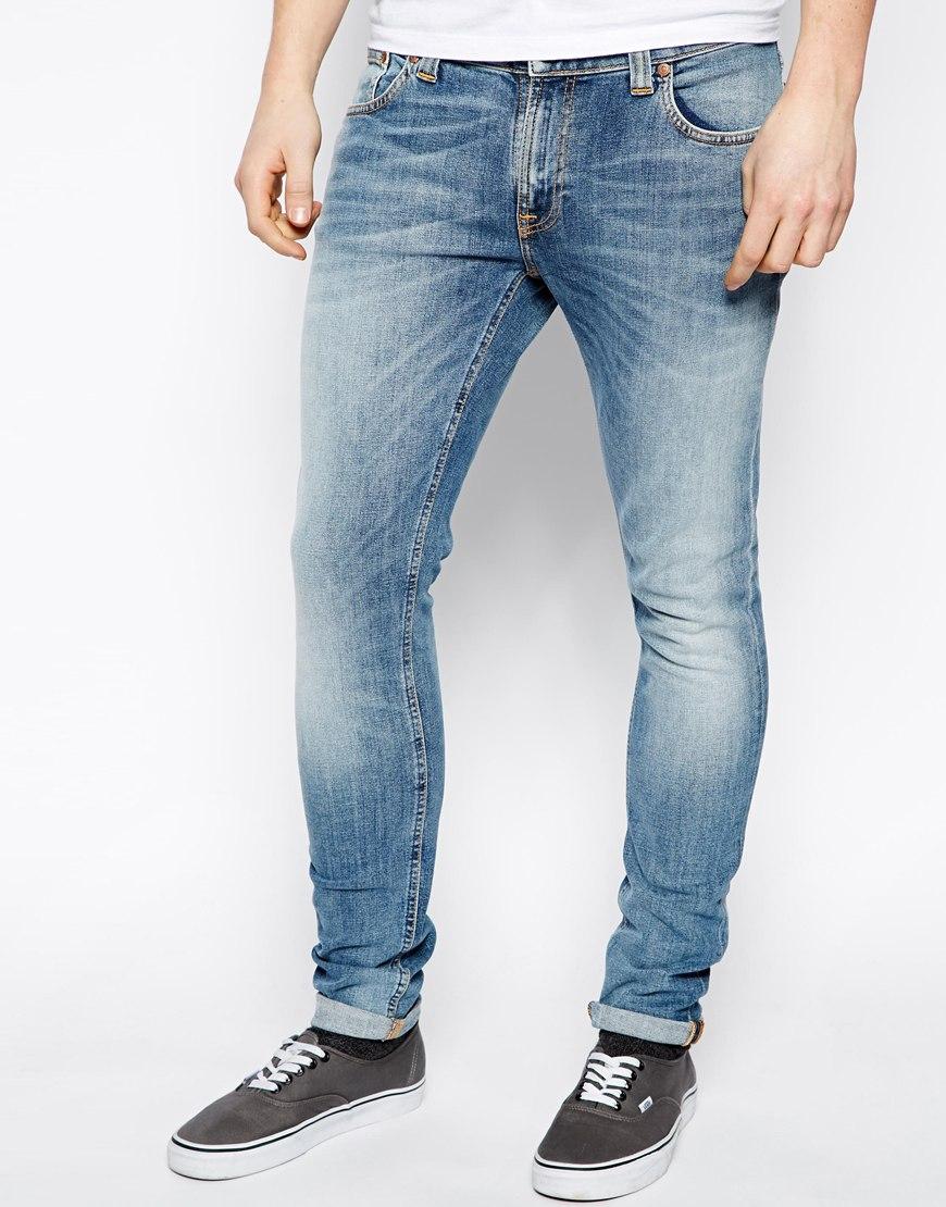 Skinny Lin Organic Stretch-denim Jeans Nudie Jeans zfU01jL