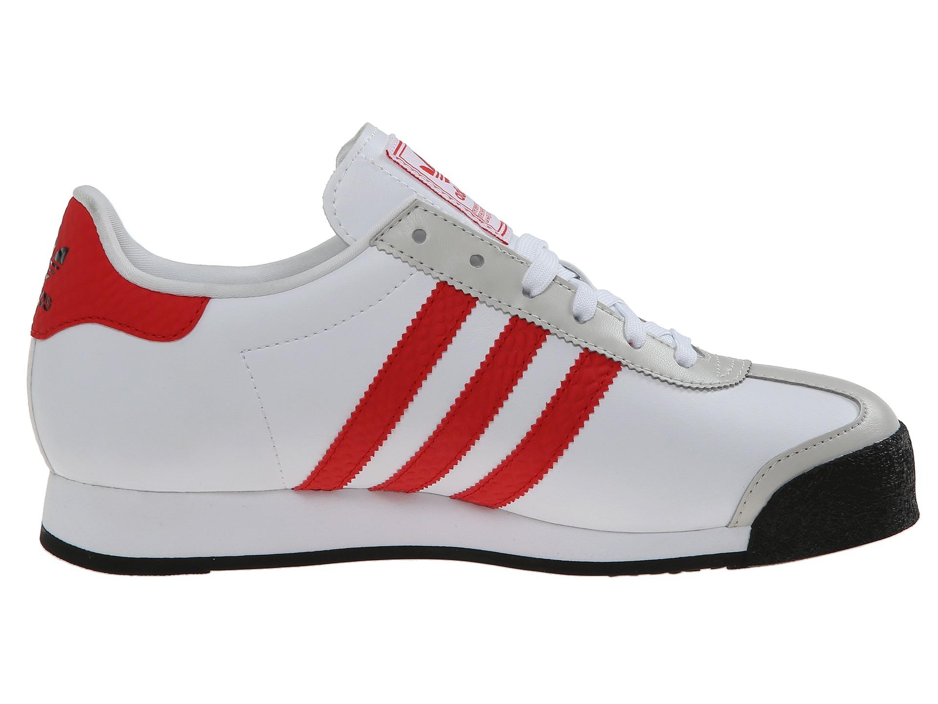 Lyst Adidas Originals Samoa Energy In White For Men