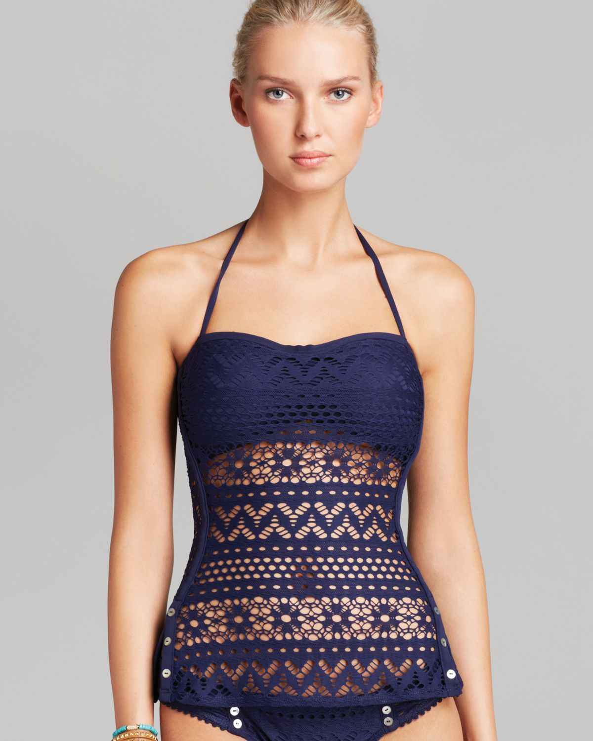 0ce6c3b622 Gallery. Previously sold at: Bloomingdale's · Women's Tankinis Women's Robin  Piccone Crochet