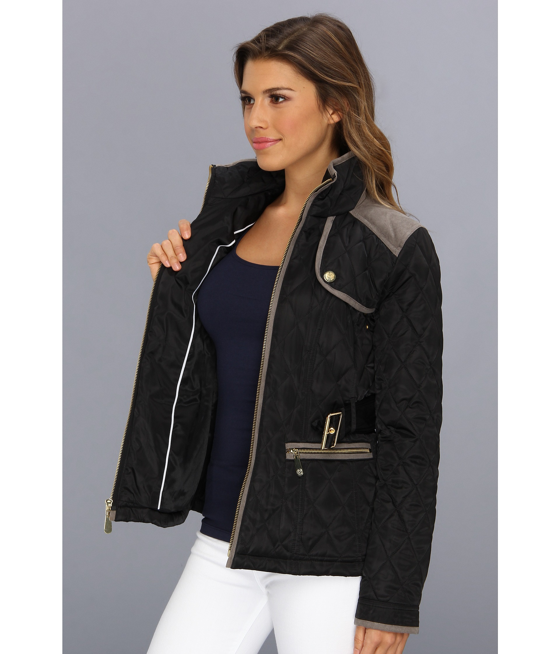 gettyimages quilted best lightweight the vince jacket down jackets quilt fashion camuto