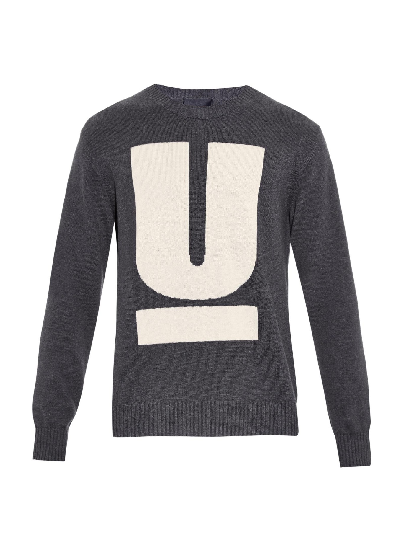 b20dd2ce ... U Cotton And Cashmere-Blend Sweater from Undercover
