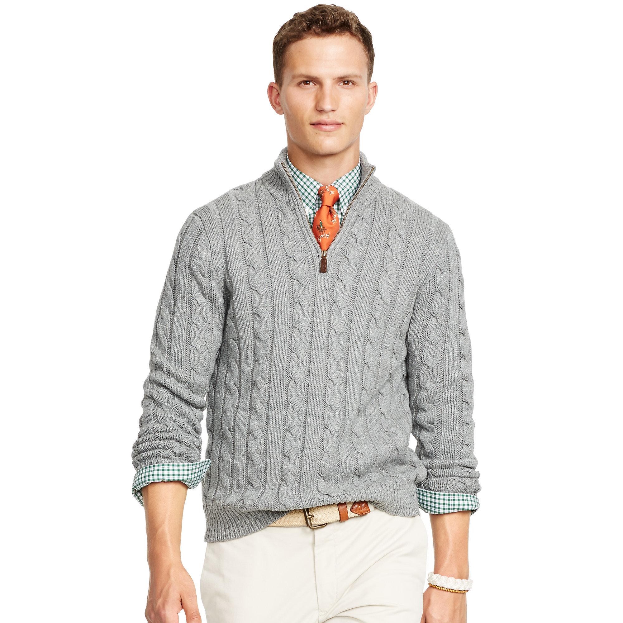 Ralph Lauren Pima Sweater