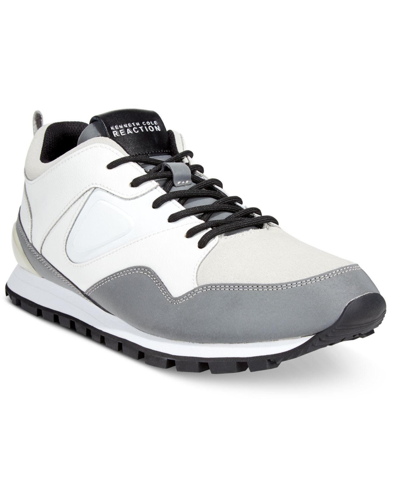 Kenneth Cole Mens White Shoes
