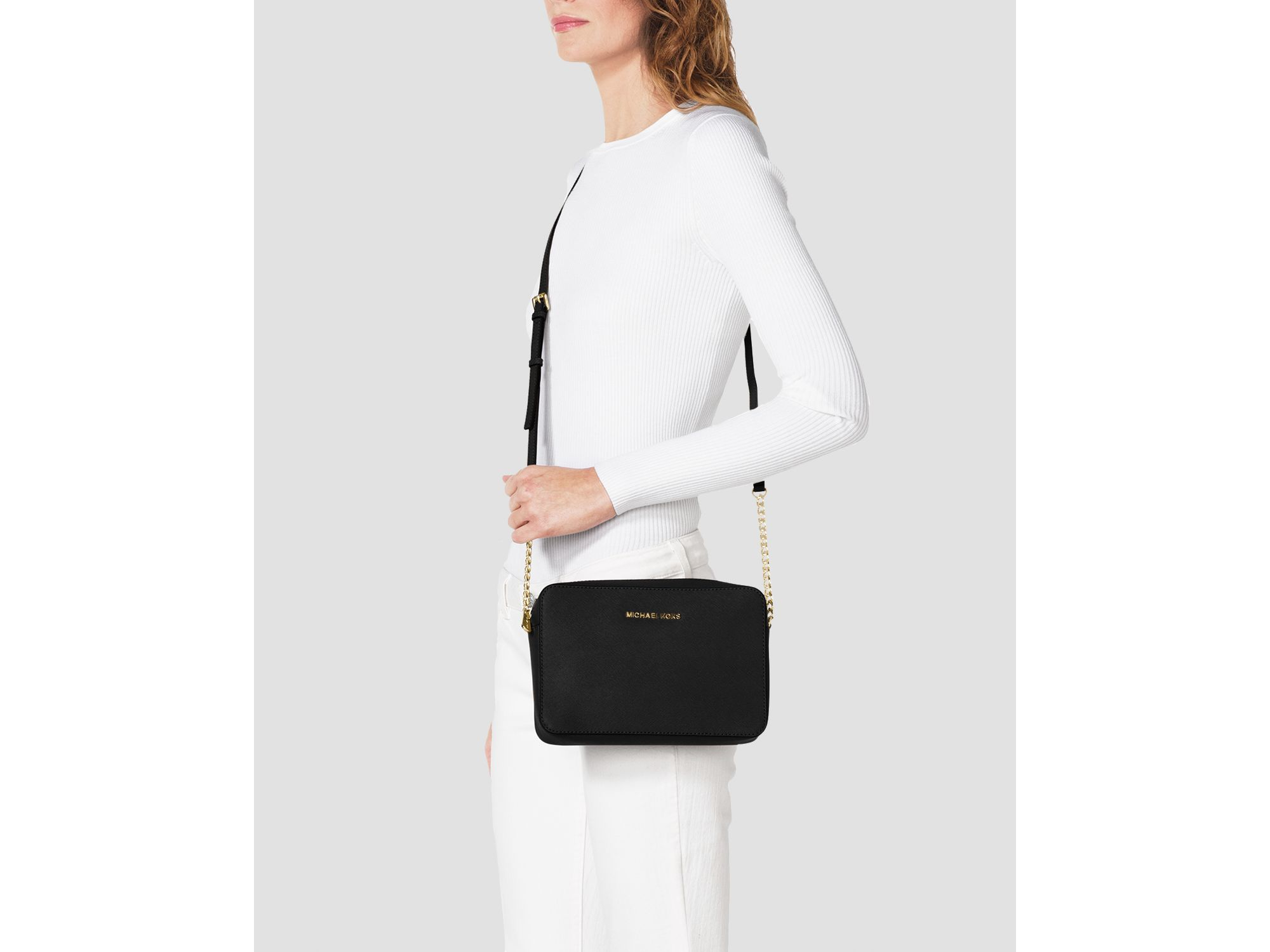 93017e21b942 Gallery. Previously sold at: Bloomingdale's · Women's Michael By Michael  Kors Jet Set